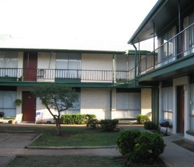 Embassy Apartments , TX