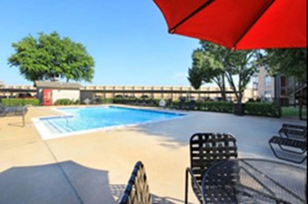 Pool at Listing #135744