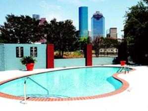 Pool at Listing #144394