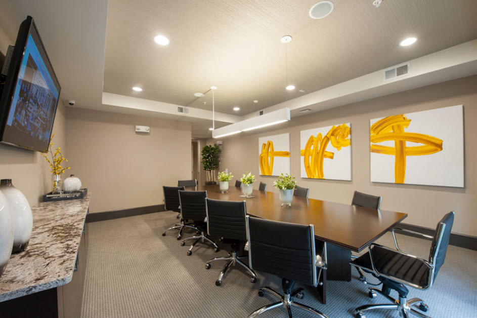 Conference Room at Listing #259754