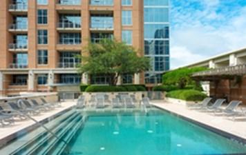 Pool at Listing #144149