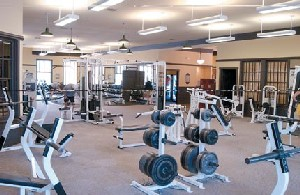 Fitness Center at Listing #140732