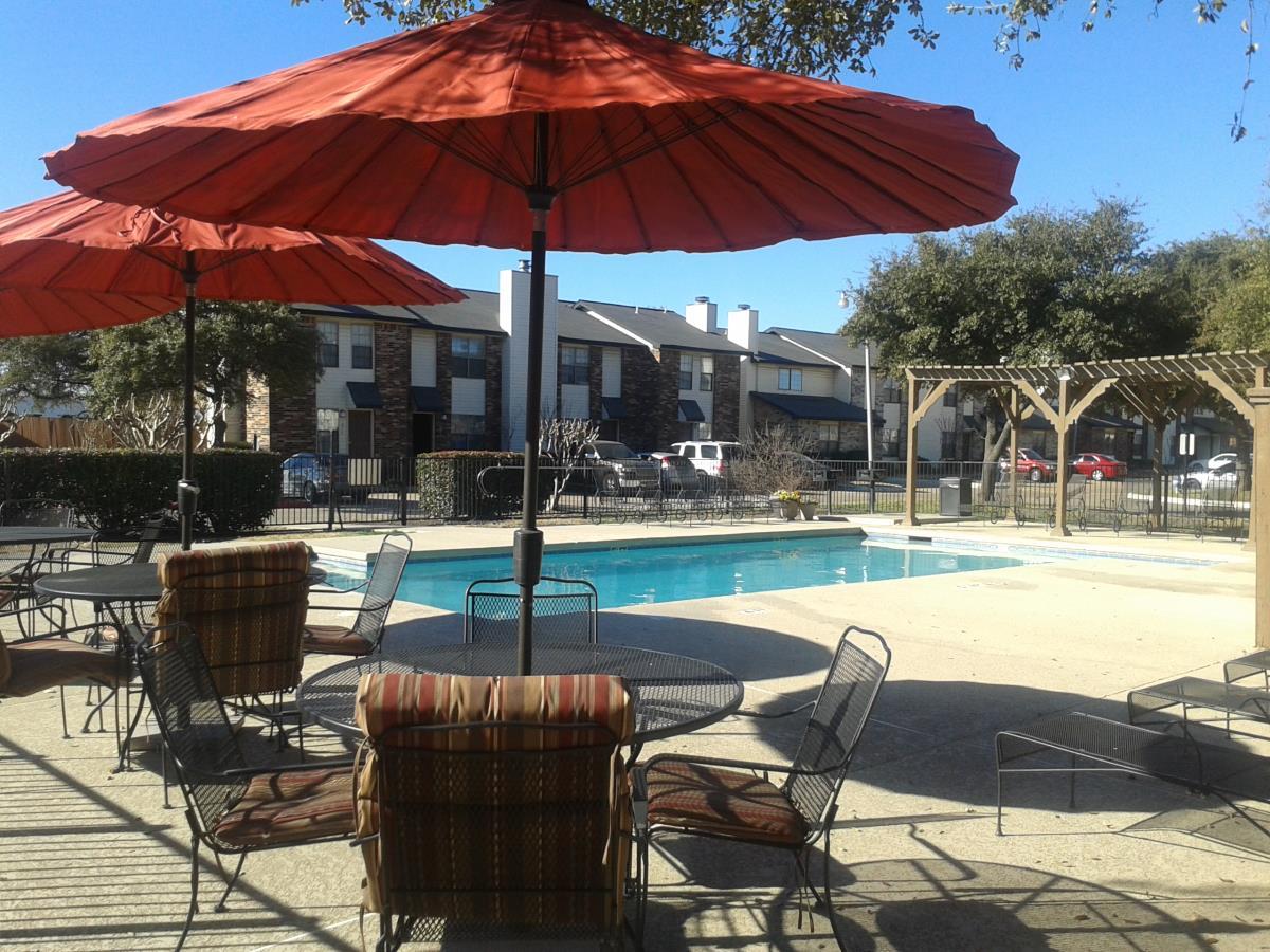 Pool at Listing #136002