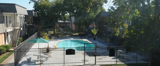 Pool at Listing #139819