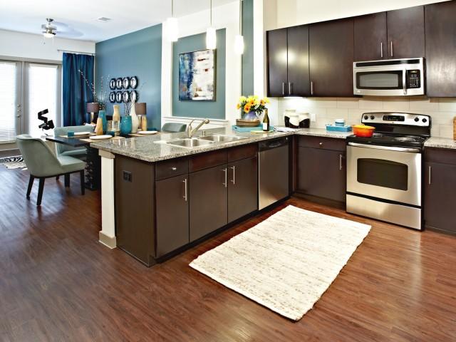 Kitchen at Listing #153057
