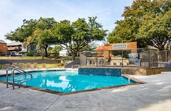 Pool at Listing #136431