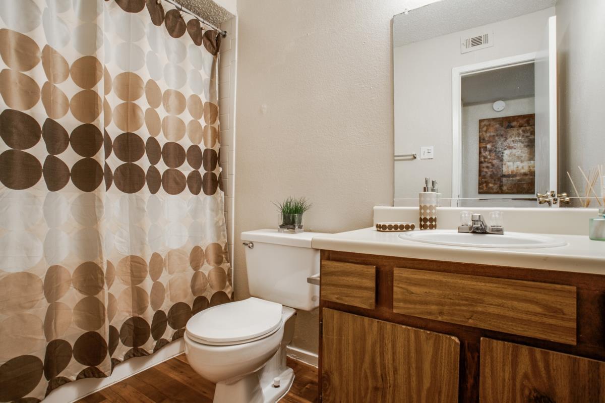 Bathroom at Listing #135986