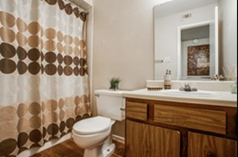 Bathroom at Listing #135986