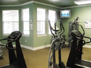 Fitness Center at Listing #145169