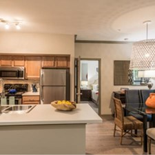 Dining/Kitchen at Listing #143461
