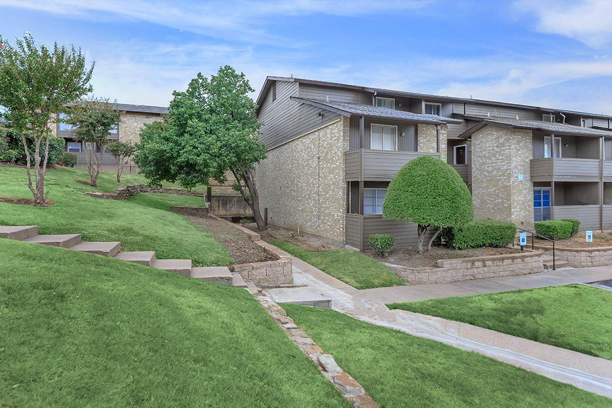 Appian Way Apartments Fort Worth TX