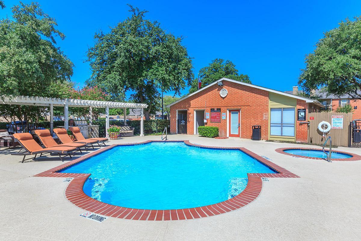 Pool at Listing #137000