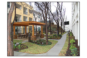 Providence Towers Apartments Dallas TX