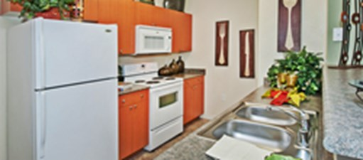 Kitchen at Listing #144701