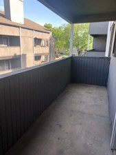 Patio at Listing #136423