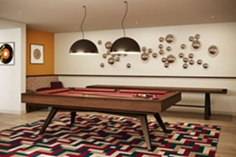Gameroom at Listing #310647