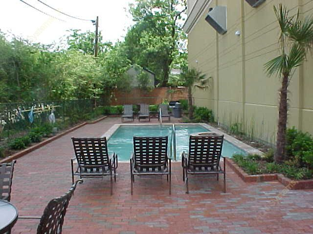 Pool Area at Listing #138009