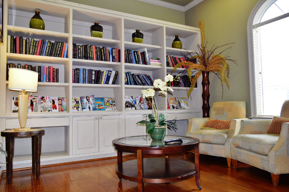 Library at Listing #144268