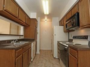 Kitchen at Listing #140342