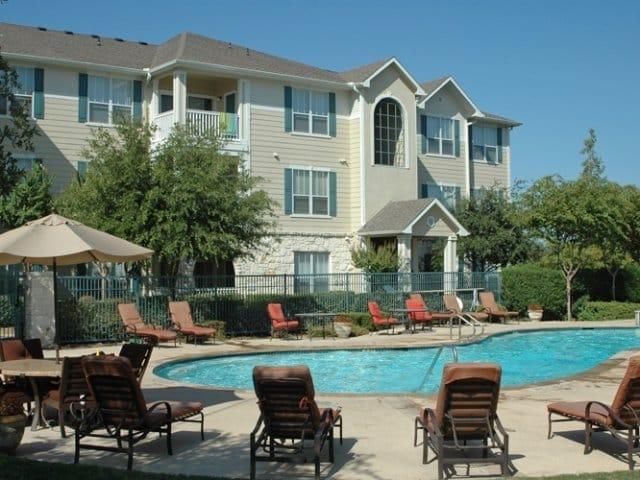 Pool at Listing #141442
