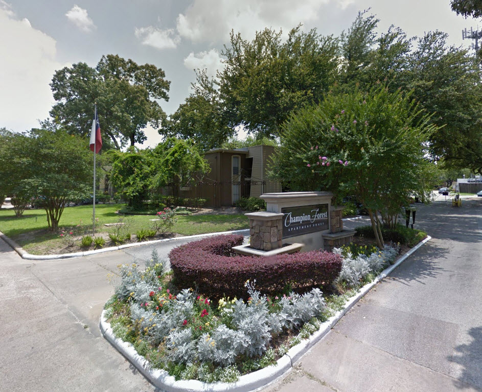 Champion Forest Apartments Houston, TX