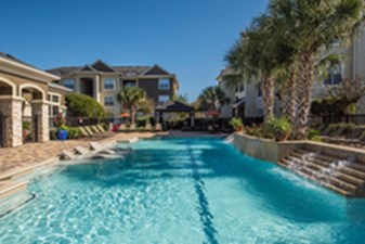 Pool at Listing #143402