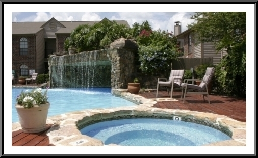 Pool at Listing #146116