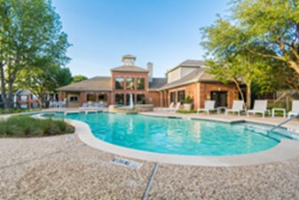 Pool at Listing #137863