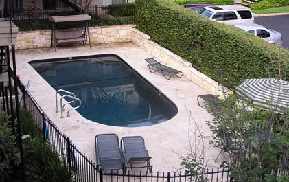 Pool at Listing #140792