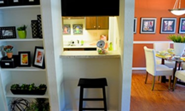 Dining/Kitchen at Listing #138592