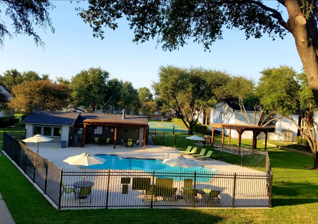 Pool at Listing #136846