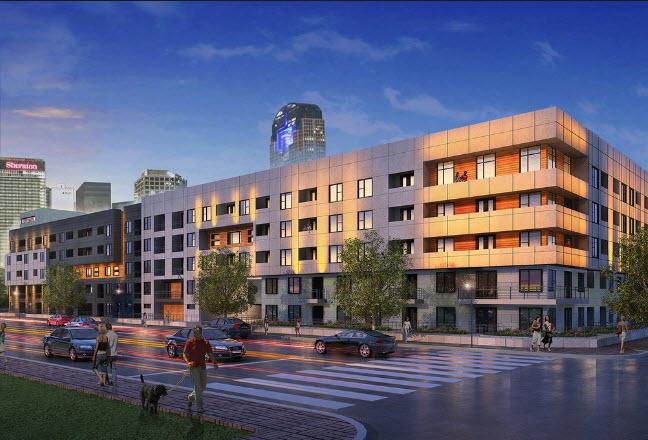 Elan City Lights Apartments Dallas TX