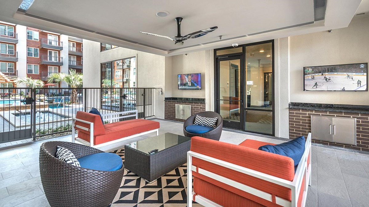 Lounge at Listing #280668