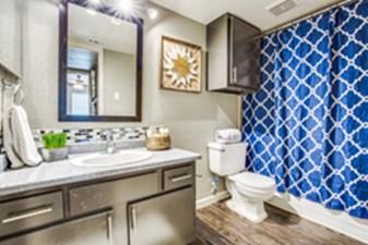 Bathroom at Listing #138505