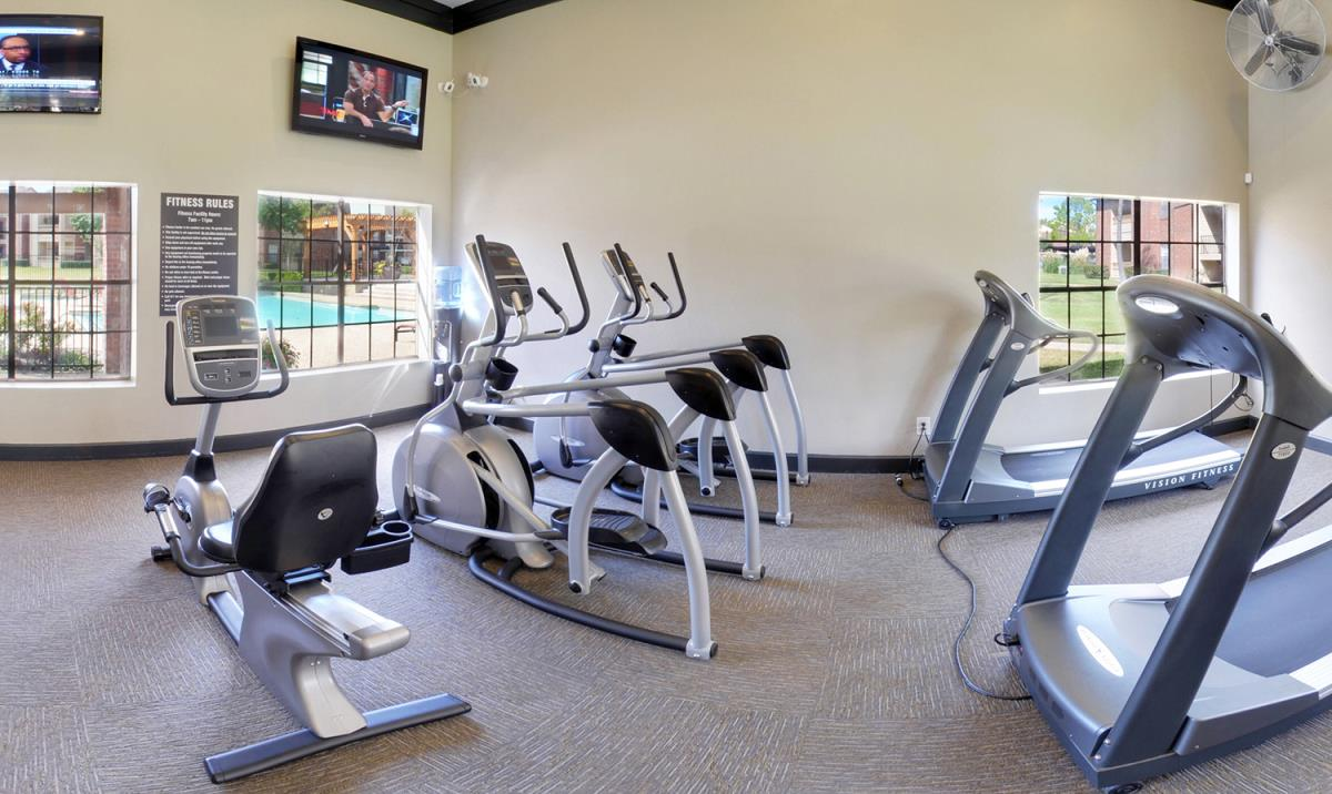 Fitness at Listing #136765