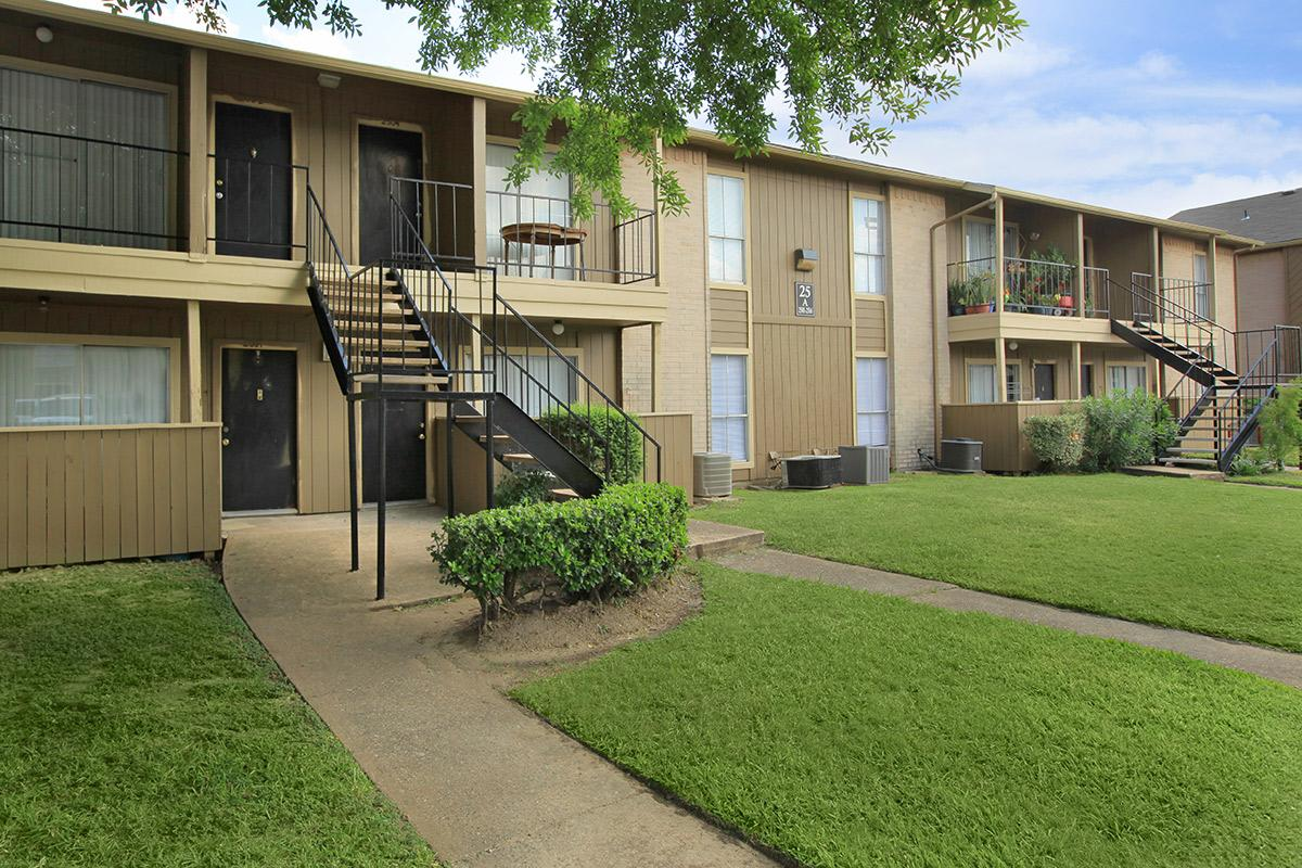 Timber Ridge I & II Apartments Houston TX