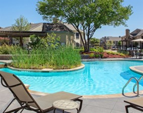 Pool at Listing #135844