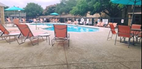 Pool at Listing #141230