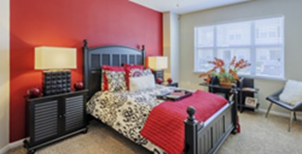 Bedroom at Listing #145096