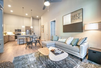 Living Area at Listing #292746