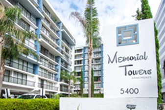 Memorial Towers at Listing #139114
