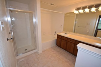 Bathroom at Listing #138175
