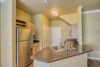 Kitchen at Listing #140899