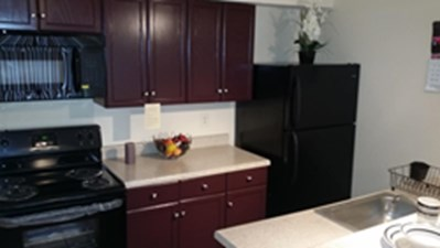 Kitchen at Listing #135851