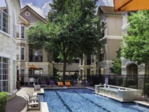 Pool at Listing #137852