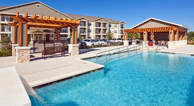 Pool at Listing #225347