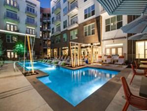 Pool at Listing #260499