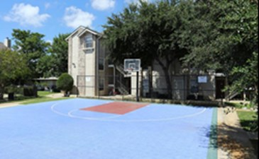 Basketball Court at Listing #140674