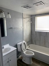 Bathroom at Listing #136589