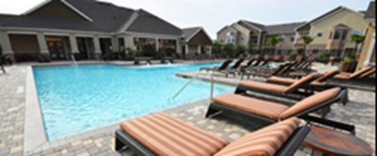 Pool at Listing #256374